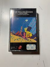 """The Rolling Stones """"Still Life"""" (American Concert 1981) Casette"""