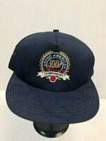 Grand American 100th Anniversary Championships ATA Trucker Mesh Snapback Hat EUC