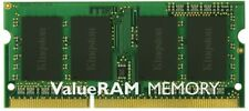 Kingston 16GB (2 X 8gb) DDR3 1333mhz Pc3-10600 SO-DIMM Módulo de memoria