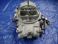 HOLLEY 850 CFM DOUBLE PUMPER LIST 8162 CARBURETOR RACE CARB FORD MUSTANG CHEVY