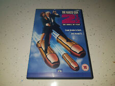Naked Gun 2.5  The Smell of Fear   DVD   **Brand New **