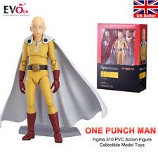 Anime Saitama One Punch Man Figma #310 PVC Action Figure Collectible Toy
