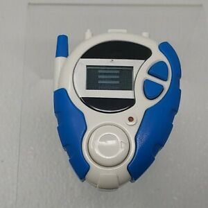 BANDAI Digimon D-3 Digivice Blue / White Akiyoshi Hongo Working US Version 2000