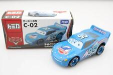 Tomica Takara Tomy Disney Movie PIXAR CARS 2 C-02 McQueen Dinoco Diecast Toy