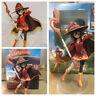Anime Konosuba Megumin 20cm PVC Action Figure Statue Model Toy New In Box Gift
