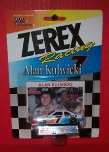ALAN KULWICKI #7 ZEREX PROMO RACING CHAMPIONS 1/64 DIECAST CAR