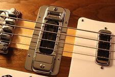Rickenbacker 4003 Bass aftermarket Treble Bezel COVE Smooth Chrome