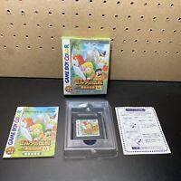 Gameboy Color The Legend of Zelda Link's Awaking DX Japan Version- GB GBC - CIB!
