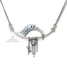 Collares y colgantes de joyería cadenas de piedra de luna