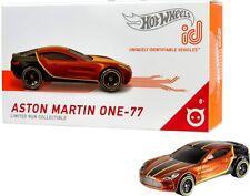 Hot Wheels 2019 id series 1 aston martin one-77 speed demons 05 / 05 brand new