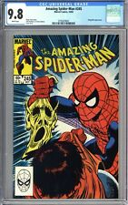 AMAZING SPIDER-MAN #245 CGC 9.8 WP