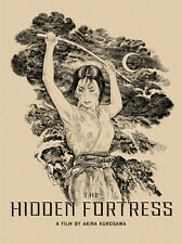 The Hidden Fortress Poster - Mondo - English - Limited Edition of 165