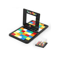 Rubiks Race Board Game Ultimate Face To Face Strategy Puzzle Toy Kids Child  HE