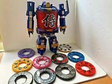 BANDAI Power Rangers SAMURAI Shinkenger DX LIGHT DAIGOYO  RARE Sentai Hero Japan