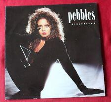 Pebbles, girlfriend, SP - 45 tours