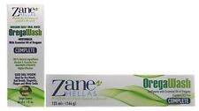 Zane Hellas OregaWash Complete.Toothpaste & Mouthwash.100% Natural Products.