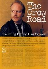 Counting Crows Dan Vickery Guitarist Interview Clipping OBLIQUE