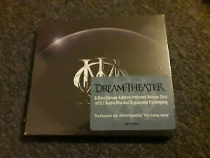 Dream Theater - CD & DVD Deluxe Edition 2013