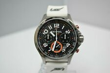 New TW STEEL White Sahara Force India F1 Team TW428 $525 Watch