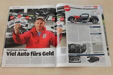 Auto Bild 20581) Tips für Smart Roadster mit 82PS Gebrauchtwagenkäufer ? toller