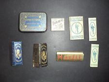 Vintage Smoking  Cigarette Rolling Paper Lot - Portuguese Spanish