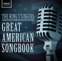 The King S Singers - The Great Américain Songbook Neuf CD