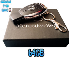 Mercedes-Benz 64GB Remote Key USB Flash/Pen Drive/Stick / UDisk. (gift boxed)