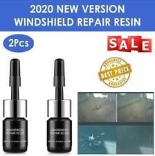 Car Windshield Repair Kit Automotive Glass Nano Repair Fluid Windshield 2Pcs