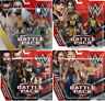 WWE Battle pack Mattel wrestling figures 2 packs new/boxed