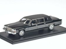 Neo Cadillac Fleetwood Formal Stretch Limousine 1980 Black 1:43 (45330)