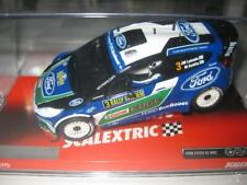 SCX Ref.  A10092S300   FORD FIESTA RS WRC LATVALA  1/32     NEW