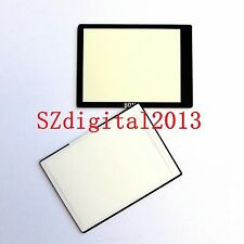 Window Display (Acrylic) Outer Glass For SONY DSLR A200 A300 A350 Alpha + Glue