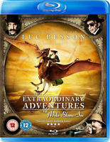 The Extraordinary Adventures Of Adele Blanc-Sec Blu-Ray Nuovo (OPTBD1850)