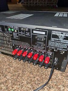 KENWOOD KRF-V7771D Vintage Audio AV Receiver **RARE**