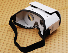 3D Google VR Virtual Reality Glasses Cardboard Game Movie for Smart Phone FR