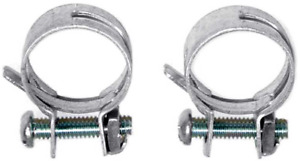OER Water Pump Bypass Hose Clamp Set 1958-1965 Buick Chevy Pontiac Oldsmobile