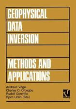 Geophysical Data Inversion - Methods and Applications : Proceedings of the...