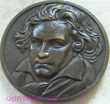 MED6046 - MEDAILLE LUDWIG VAN BEETHOVEN - CLUB DU DISQUE CLASSIQUE