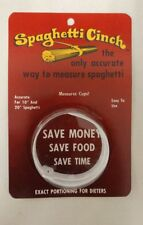 Vintage Spaghetti Cinch! Pasta Measure! Unique old hard to find Rare Item! NICE