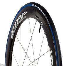 Pneus de vélo bleu Michelin