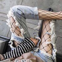 HOT Fashion Women Lady Mesh Fishnet Net Pattern Pantyhose Tights Stockings Socks