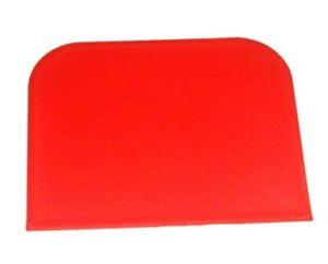 Karosseriespachtel Plastikspachtel Kunststoffspachtel 100mmx78mm 5stk.