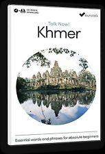 Eurotalk parler maintenant khmer pour débutants-option de téléchargement et cd rom