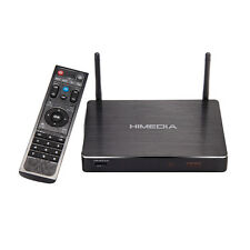 Himedia H8 Plus Bluetooth 3D 4K UHD Smart Android TV Box WiFi Media Player 2/16G