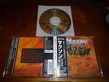 Saxon / Dogs Of War JAPAN TECX-25957 D3