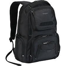 Targus Legend IQ Laptop Backpack Fits 16-inch Laptop with Built-In Audio Jack