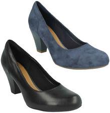 Court Suede Standard Width (D) Formal Heels for Women