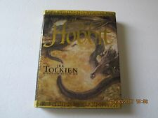 The Hobbit or There and Back Again by JRR Tolkien 1st/ Illustrated Alan Lee 1997