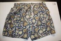 Slate & Stone $85 NWT Men's shorts / Swim Trunks Size LARGE#7339