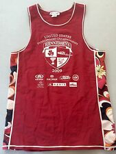 US Paddle Board 2009 Championship Compression Singlet, Size Adult XL